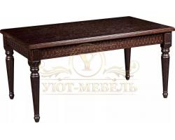 Журнальный столик из дерева Паола