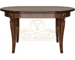 Обеденный стол из массива Милано 7