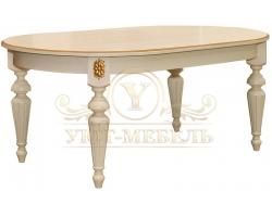 Обеденный стол из массива Милано 2