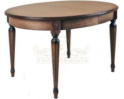 Обеденный стол из массива Милано 4