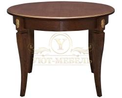 Обеденный стол из массива Милано 5