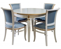 Обеденный стол из массива Милано 10