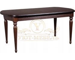 Обеденный стол из массива Паола