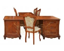 Письменный стол из массива Алези 3