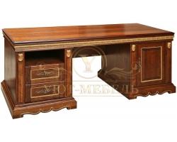 Письменный стол из массива Милано 2