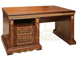 Письменный стол из массива Милано 3