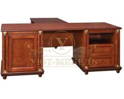 Письменный стол из массива Валенсия