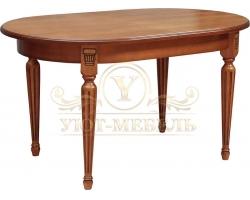 Обеденный стол из массива Валенсия 4