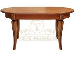 Обеденный стол из массива Валенсия 5