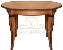 Обеденный стол из массива Валенсия 6