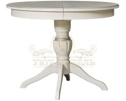 Обеденный стол из массива Валенсия 7