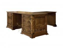 Письменный стол из массива Верди 510