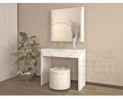 Туалетный столик из массива Арикама 4