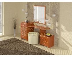 Туалетный столик из массива Стиль 2