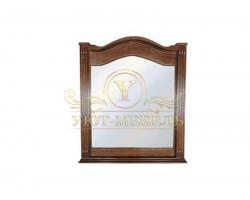 Зеркало из дерева Афина 2