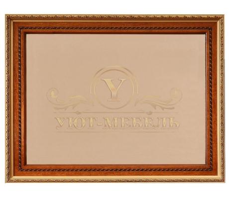 Зеркало из дерева Валенсия 1