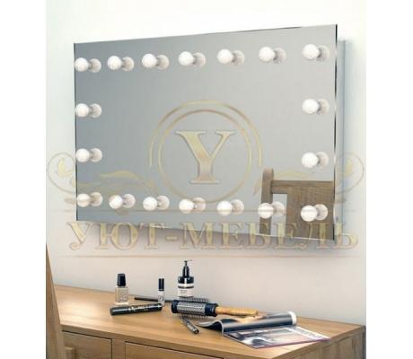 Купить гримерное зеркало 120см*70см без рамы