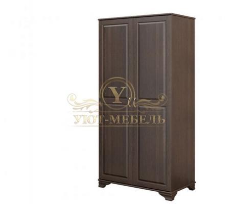 Шкаф из массива 2 створчатый Витязь 104
