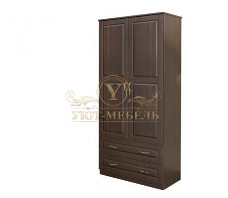 Шкаф из массива 2 створчатый Витязь 111