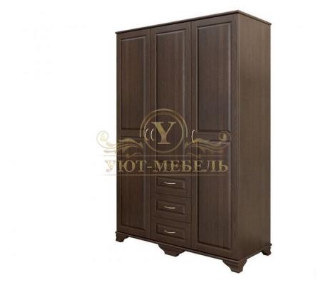 Шкаф из массива 3 створчатый Витязь 101
