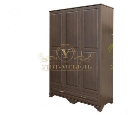 Шкаф из массива 3 створчатый Витязь 106