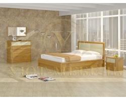Купить деревянную кровать Арикама