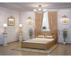Деревянная односпальная кровать Лира тахта