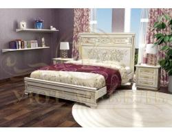 Купить деревянную кровать Лирона 3 тахта