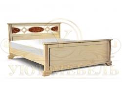 Купить деревянную кровать Токио