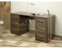 Письменный стол из массива Герцог 6 ящиков