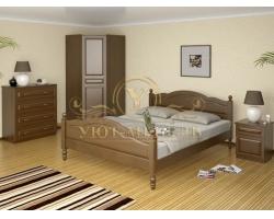 Спальный гарнитур из массива Герцог