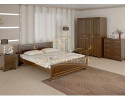 Спальный гарнитур из массива Классика 2