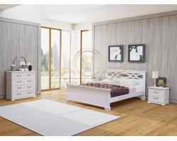 Спальный гарнитур из массива Лира
