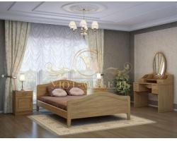 Спальный гарнитур из массива Новинка