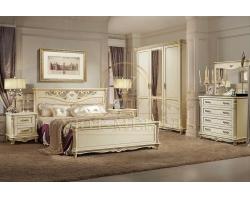 Спальный гарнитур из массива Алези 2