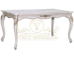 Обеденный стол из массива Алези 3