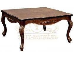 Журнальный столик из дерева Алези 2