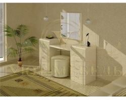 Туалетный столик из массива Арикама